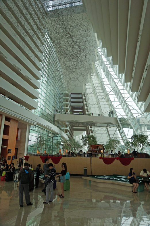Marina Bay Sands_Lobby