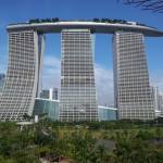 Das Marina Bay Sands - Singapurs Hotel der Superlative